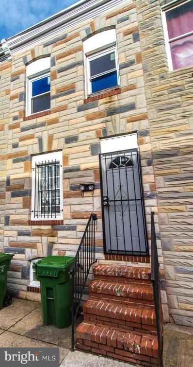 2228 Christian Street, Baltimore, MD 21223 - MLS#: MDBA306000