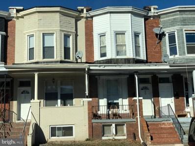 434 E 28TH Street, Baltimore, MD 21218 - #: MDBA306006