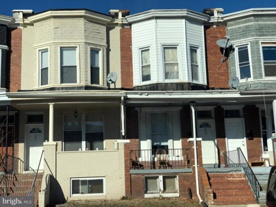 436 E 28TH Street, Baltimore, MD 21218 - #: MDBA306010