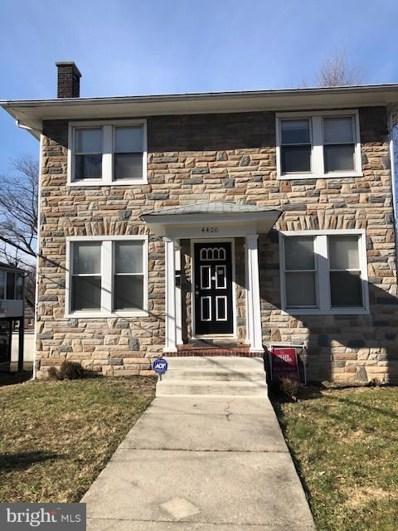 4400 Flowerton Road, Baltimore, MD 21229 - #: MDBA306018