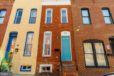 923 S Curley Street, Baltimore, MD 21224 - #: MDBA306052