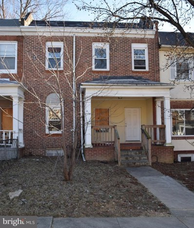 417 Rosecroft Terrace, Baltimore, MD 21229 - #: MDBA306092