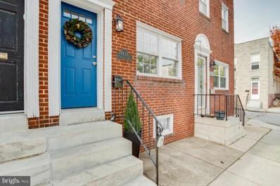 1422 Covington Street, Baltimore, MD 21230 - MLS#: MDBA306160