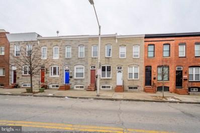 112 S Conkling Street, Baltimore, MD 21224 - #: MDBA306234