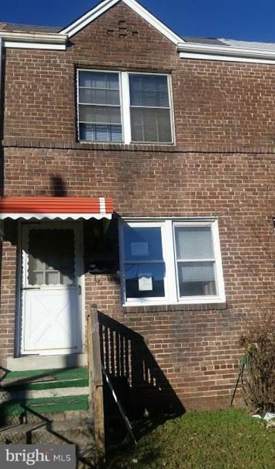 3610 Saint Margaret Street, Baltimore, MD 21225 - #: MDBA306246