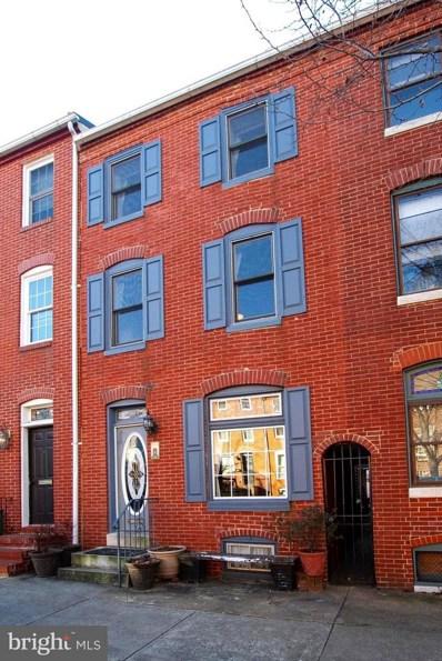 2013 N Bank Street, Baltimore, MD 21231 - #: MDBA306262