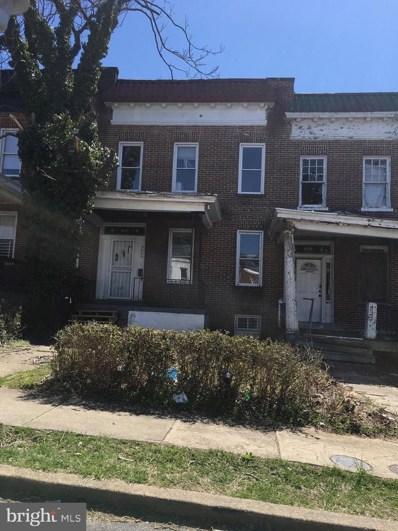 2909 Rockrose Avenue, Baltimore, MD 21215 - #: MDBA306280