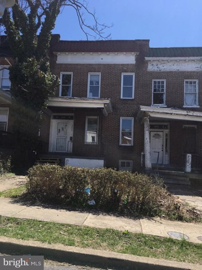 2909 Rockrose Avenue, Baltimore, MD 21215 - MLS#: MDBA306280