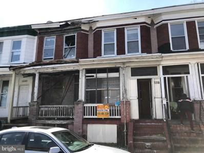 5208 Denmore Avenue, Baltimore, MD 21215 - #: MDBA306290