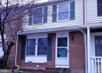 2505 S Paca Street, Baltimore, MD 21230 - #: MDBA306322