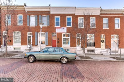 112 Rochester Place, Baltimore, MD 21224 - MLS#: MDBA306324