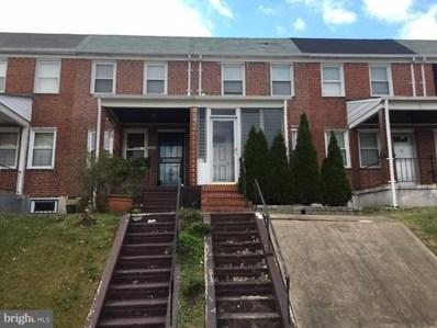 410 Kane Street, Baltimore, MD 21224 - #: MDBA306328