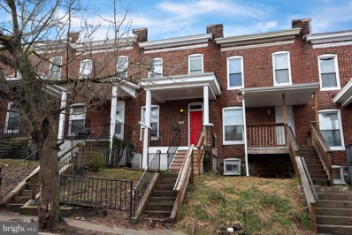 734 Denison Street, Baltimore, MD 21229 - #: MDBA306334