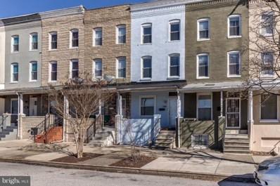 2821 Hampden Avenue, Baltimore, MD 21211 - #: MDBA306872