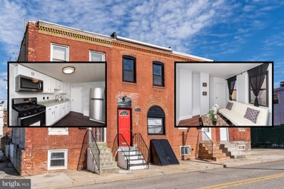 806 W Ostend Street, Baltimore, MD 21230 - #: MDBA317684