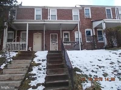 1418 N Dukeland Street, Baltimore, MD 21216 - #: MDBA317764