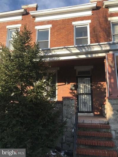 1234 N Ellwood Avenue, Baltimore, MD 21213 - #: MDBA317780