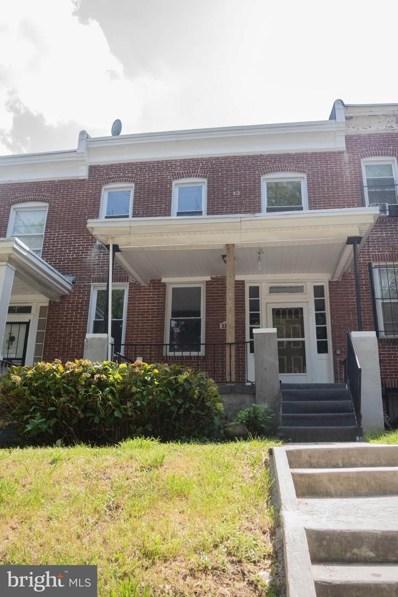 3307 Piedmont Avenue, Baltimore, MD 21216 - #: MDBA322640