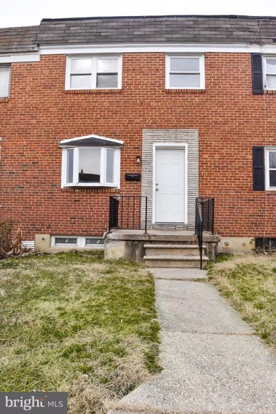 4830 Claybury Avenue, Baltimore, MD 21206 - #: MDBA322668