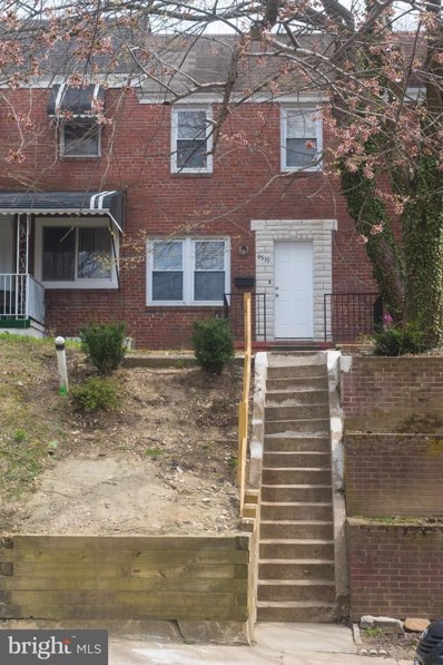 4539 Manorview Road, Baltimore, MD 21229 - #: MDBA322710