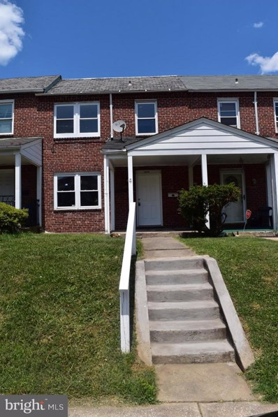 3034 Mayfield Avenue, Baltimore, MD 21213 - #: MDBA322742
