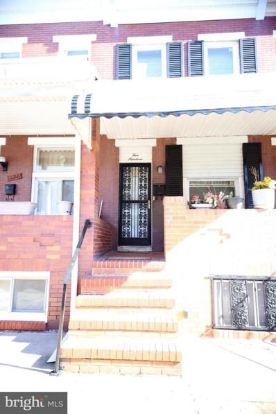 519 N Robinson Street, Baltimore, MD 21205 - #: MDBA323218