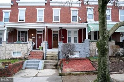 1209 N Ellwood Avenue, Baltimore, MD 21213 - #: MDBA348470
