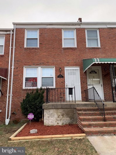 4345 Seidel Avenue, Baltimore, MD 21206 - #: MDBA349002