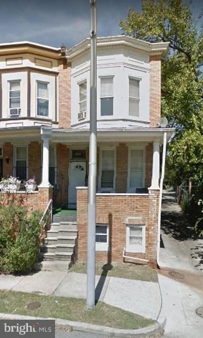 2200 Clifton Avenue, Baltimore, MD 21216 - MLS#: MDBA349152