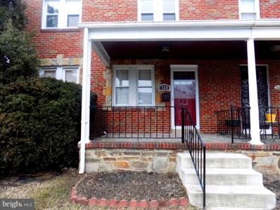 724 E Cold Spring Lane, Baltimore, MD 21212 - #: MDBA349848