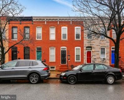 1433 Decatur Street, Baltimore, MD 21230 - #: MDBA357562