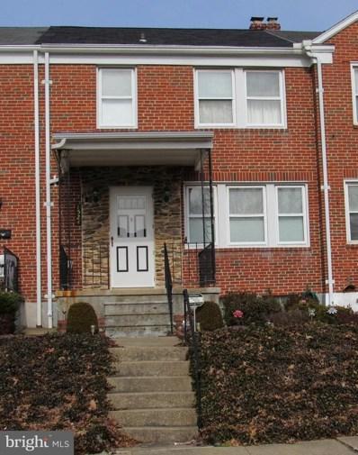 1524 Tunlaw Road, Baltimore, MD 21218 - #: MDBA358178