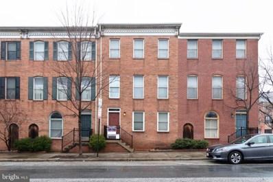 802 S Charles Street, Baltimore, MD 21230 - MLS#: MDBA358320