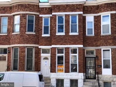 802 N Monroe Street, Baltimore, MD 21217 - #: MDBA358580