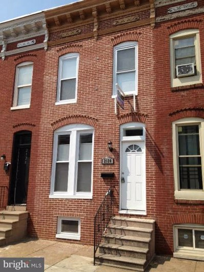 2130 Orleans Street, Baltimore, MD 21231 - #: MDBA358676