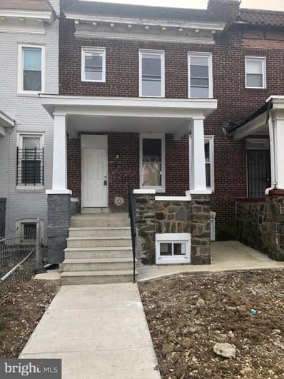 3013 W Garrison Avenue, Baltimore, MD 21215 - #: MDBA360110