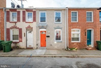 2025 Portugal Street, Baltimore, MD 21231 - MLS#: MDBA368980