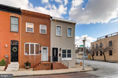 39 S Curley Street, Baltimore, MD 21224 - #: MDBA369396