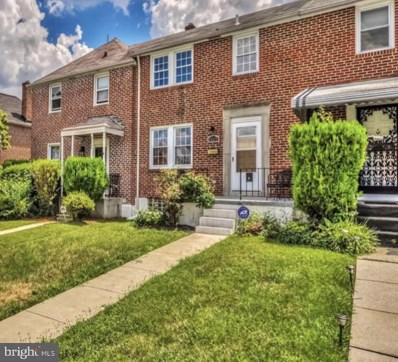 1327 Winston Avenue, Baltimore, MD 21239 - #: MDBA373368