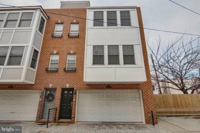 1714 Olive Street, Baltimore, MD 21230 - #: MDBA381858