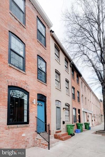 2016 Eastern Avenue, Baltimore, MD 21231 - MLS#: MDBA382760