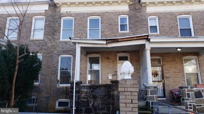 1843 E 29TH Street, Baltimore, MD 21218 - #: MDBA383456