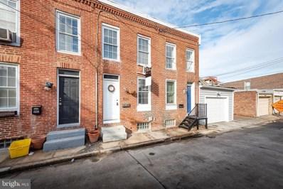 1526 Olive Street, Baltimore, MD 21230 - #: MDBA383620