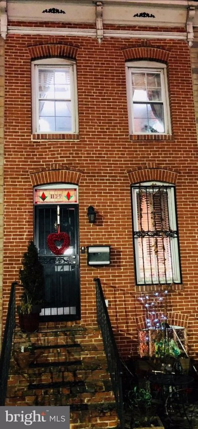 1139 Wicomico Street, Baltimore, MD 21230 - #: MDBA383624