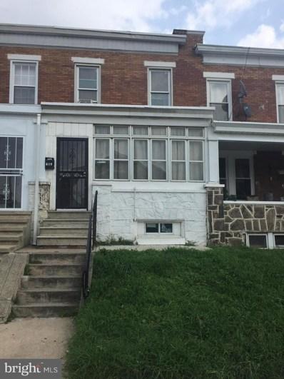 807 Oldham Street, Baltimore, MD 21224 - #: MDBA383626