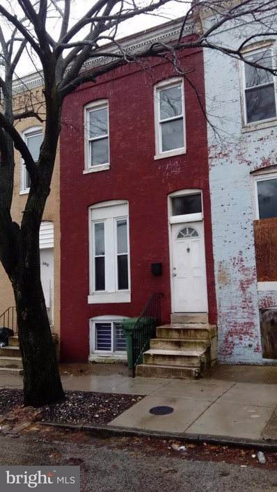 2414 Francis Street, Baltimore, MD 21217 - MLS#: MDBA383664