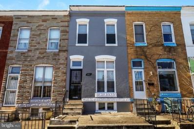 2812 Huntingdon Avenue, Baltimore, MD 21211 - #: MDBA383666