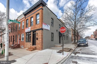 2834 Dillon Street, Baltimore, MD 21224 - #: MDBA383684