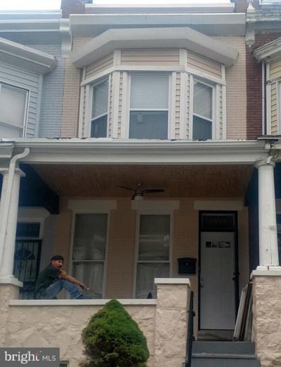 2825 Riggs Avenue, Baltimore, MD 21216 - #: MDBA383750