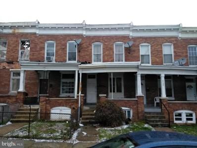 2734 Winchester Street, Baltimore, MD 21216 - #: MDBA383842